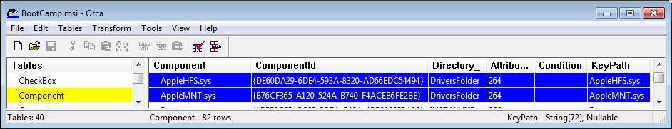 Orca_Component
